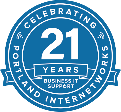 Celebrating 21 years of Business IT Support