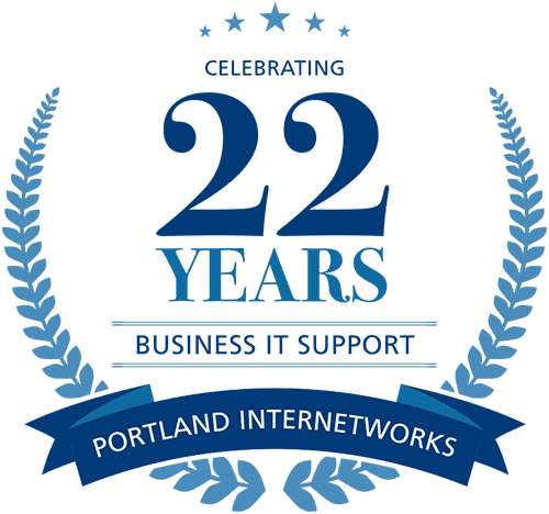 Celebrating 22 years of Business IT Support