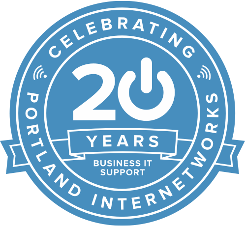 Celebrating 20 years of Business IT Support