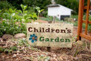 Zenger Farms Children's Garden